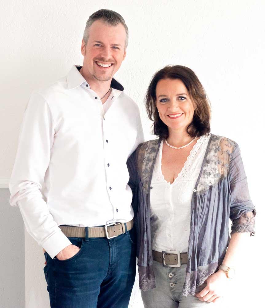 Denise und Bernhard Blind