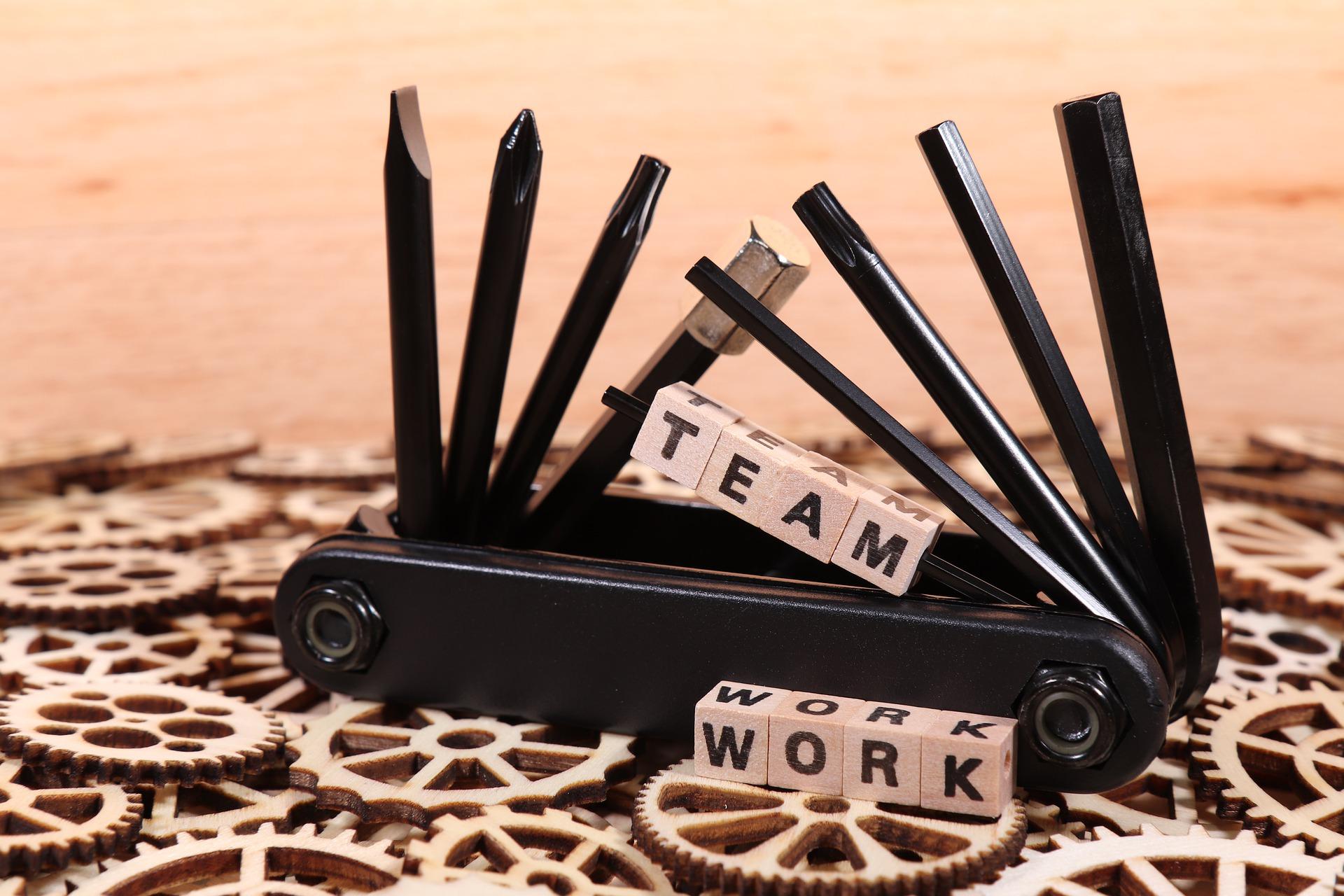 ganzPOTENZIAL Seminar Teamwork